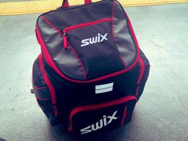SWIX「SW11」65ℓの大容量バックパックで出張カフェ&製品レビュー